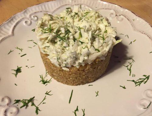 Tekvicová quinoa